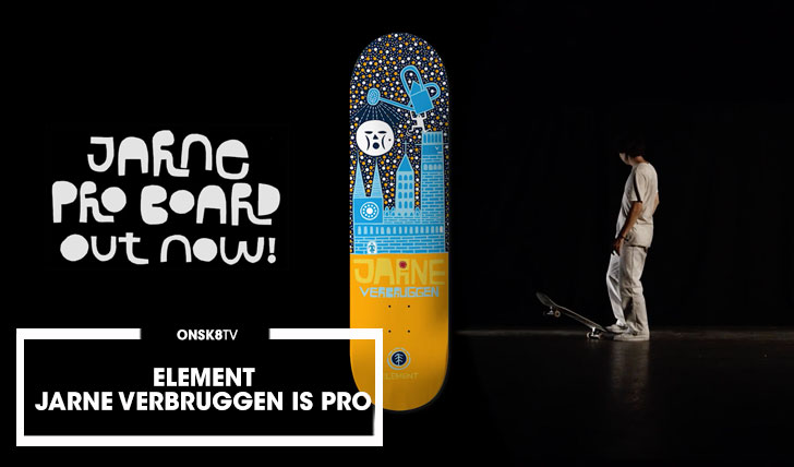 15514ELEMENT|Jarne Verbruggen is pro!||6:14