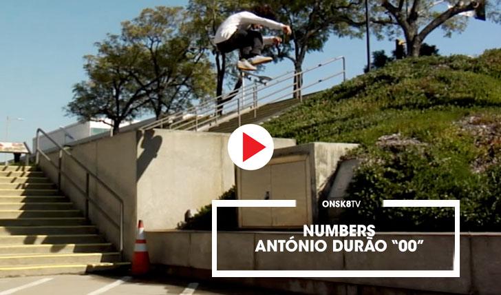 """15608Numbers: Antonio Durão """"00""""   2:31"""
