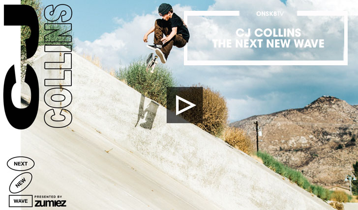 15648CJ Collins|The Next New Wave||2:56