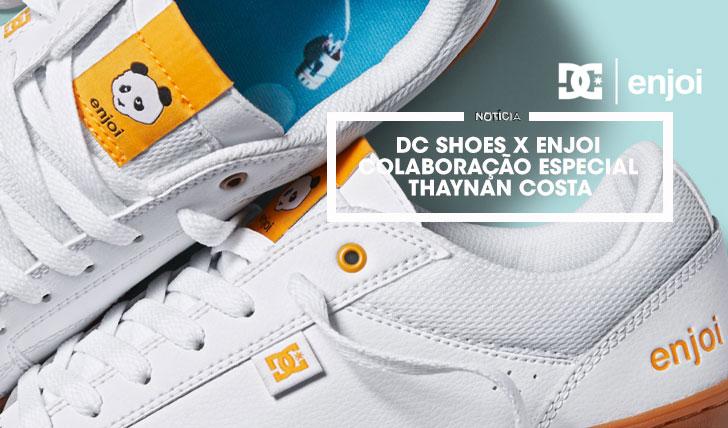 15651DC SHOES X ENJOI|Thaynan Costa colorway