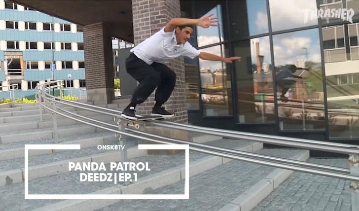 15714Panda Patrol: Episode 1. Deedz||7:15