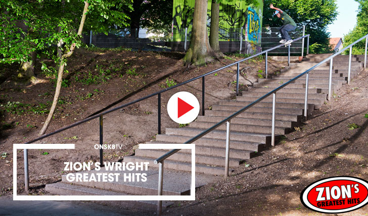 15763Zion Wright's Greatest Hits||3:33