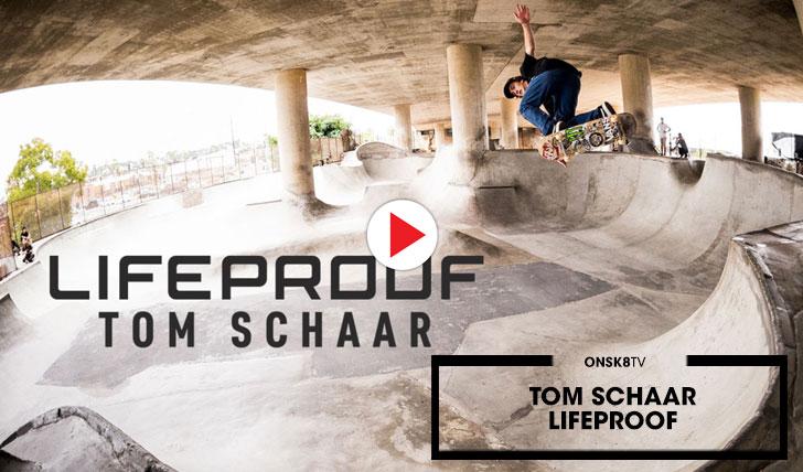 """15893Tom Schaar """"Lifeproof""""  3:05"""