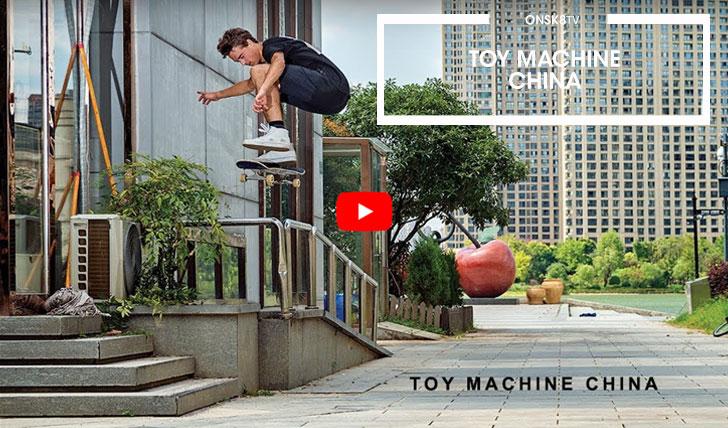 16020Toy Machine China||2:42