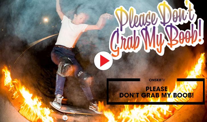 16159Please Don't Grab My Boob!||10:24