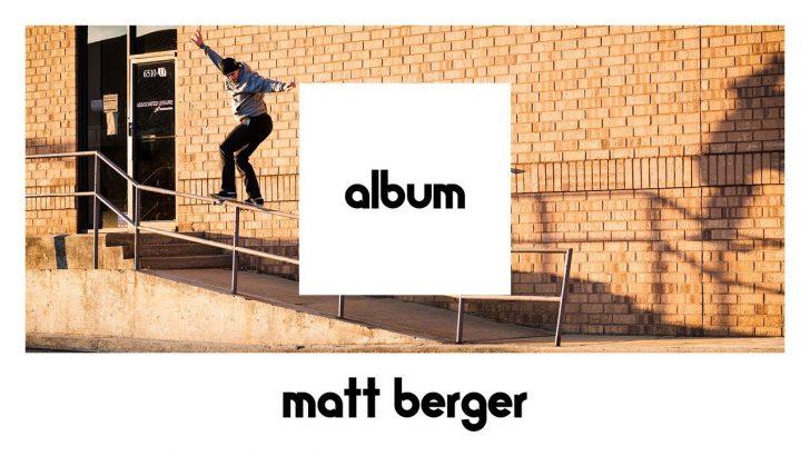 16638etnies ALBUM: Matt Berger FULL PART||4:37