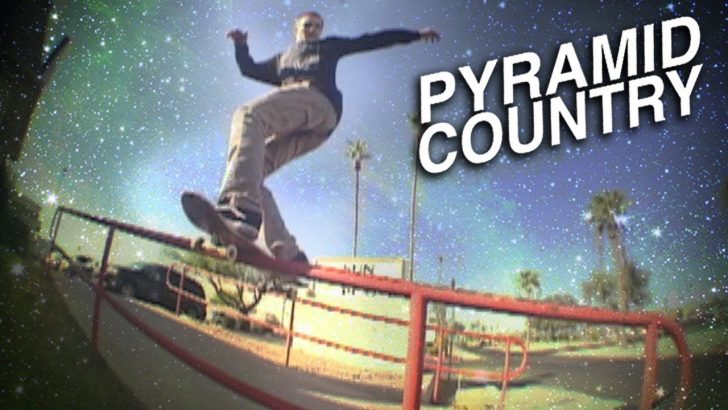"""16809Pyramid Country """"Vessel in Passing""""