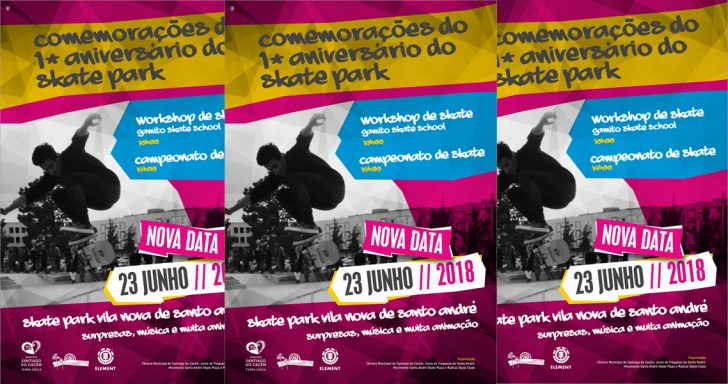 16827Festa de 1º Aniversário do Skatepark de Santo André|23 Junho