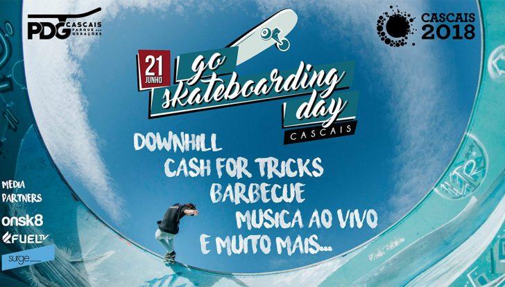 16817Celebração do GO Skateboarding Day Dia 21 de Junho Parque das Gerações