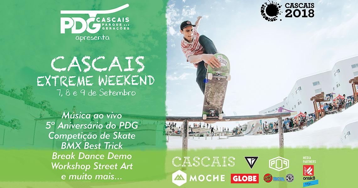 17106Cascais Extreme Weekend| 7 a 9 de Setembro Parque das Gerações