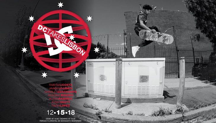 17525DC takes LISBON|15 Dezembro|Skate Parque de Monsanto