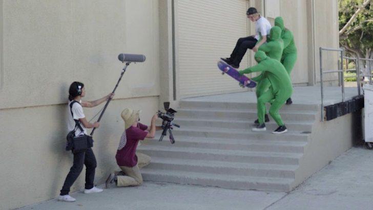 17532Making a Skate Video||4:25
