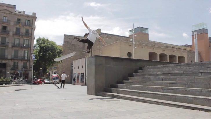 17981Pedaços – skateboard video  6:42
