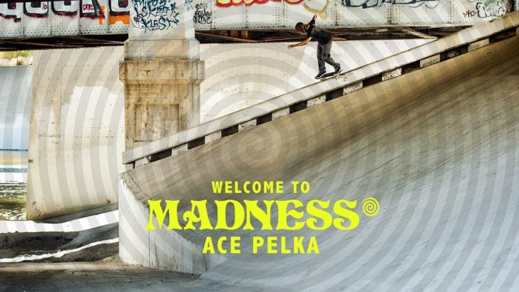 """18284Ace Pelka """"Welcome to Madness""""  4:40"""