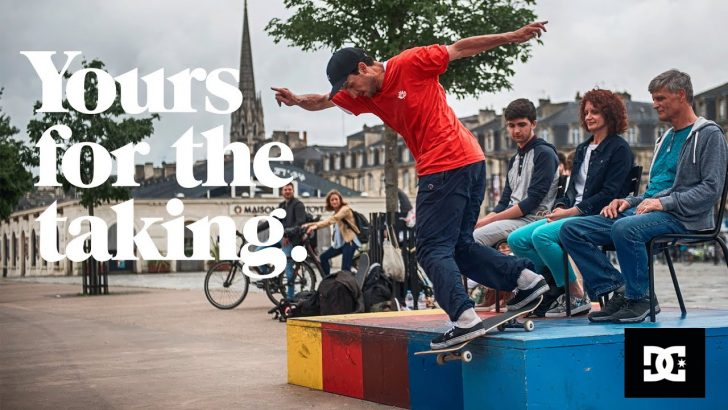 18513DC SHOES : SKATE URBANISM|CREATING THE CITY OF THE FUTURE feat. LEO VALLS||17:41