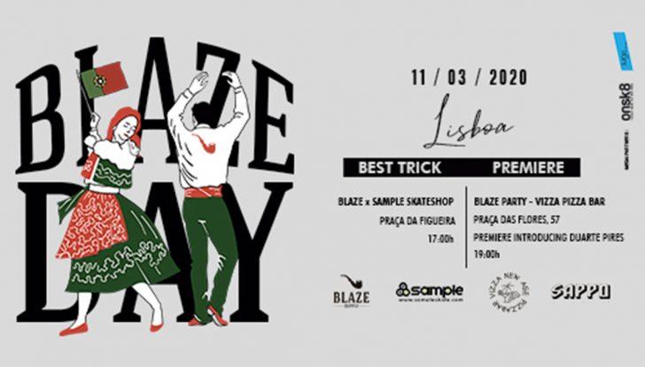 18886Blaze day|Duarte Pires video part Premiere dia 11/03 Lisboa