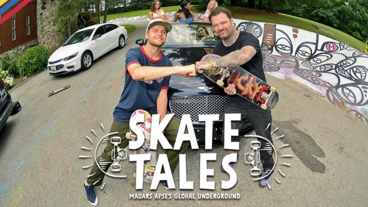 19073Party at Bam Margera's House | SKATE TALES Ep 1||17:56