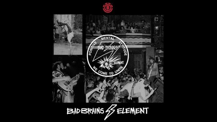 19287Element x Bad Brains