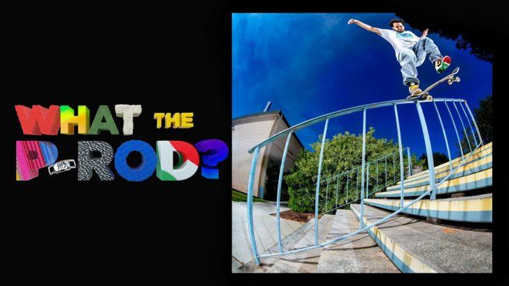 19762Primitive Skate | What the P-Rod?||2:18